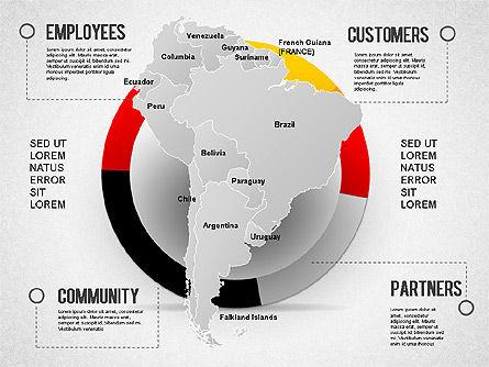 South America Presentation, Slide 20, 01333, Presentation Templates — PoweredTemplate.com