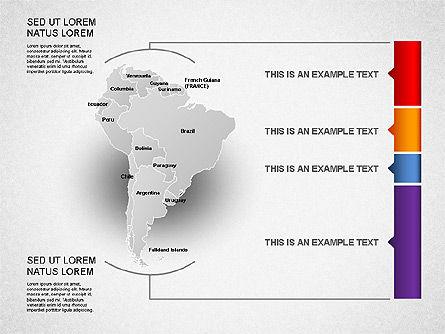 South America Presentation, Slide 21, 01333, Presentation Templates — PoweredTemplate.com