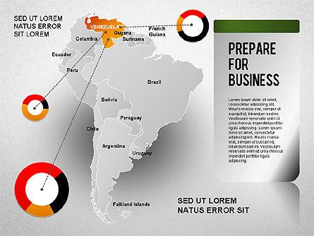 South America Presentation, Slide 6, 01333, Presentation Templates — PoweredTemplate.com