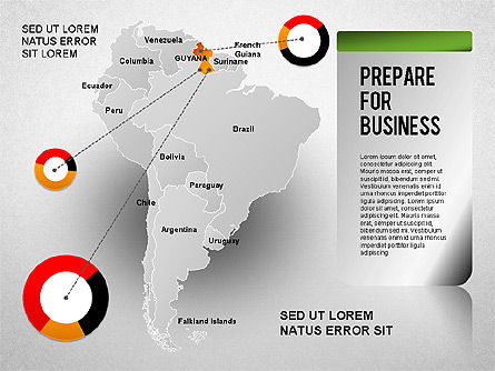 South America Presentation, Slide 7, 01333, Presentation Templates — PoweredTemplate.com