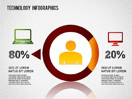 Technology Infographics, Slide 10, 01335, Business Models — PoweredTemplate.com