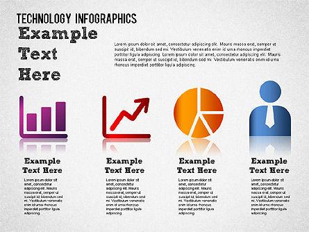 Technology Infographics, Slide 11, 01335, Business Models — PoweredTemplate.com