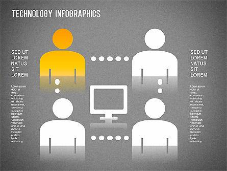 Technology Infographics, Slide 13, 01335, Business Models — PoweredTemplate.com