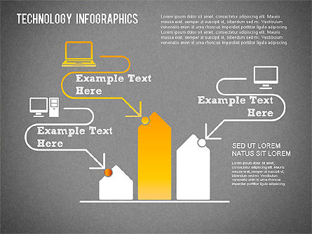 Technology Infographics, Slide 14, 01335, Business Models — PoweredTemplate.com