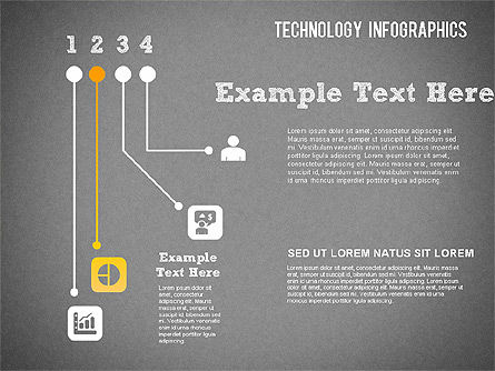 Technology Infographics, Slide 15, 01335, Business Models — PoweredTemplate.com