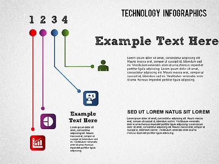 Technology Infographics, Slide 4, 01335, Business Models — PoweredTemplate.com