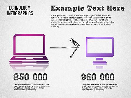 Technology Infographics, Slide 6, 01335, Business Models — PoweredTemplate.com