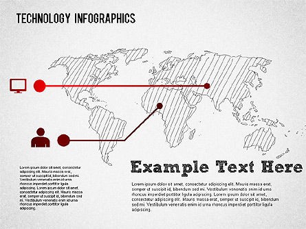 Technology Infographics, Slide 7, 01335, Business Models — PoweredTemplate.com