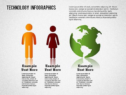 Technology Infographics, Slide 8, 01335, Business Models — PoweredTemplate.com