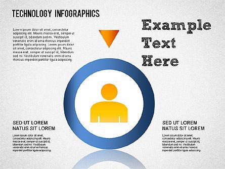 Technology Infographics, Slide 9, 01335, Business Models — PoweredTemplate.com