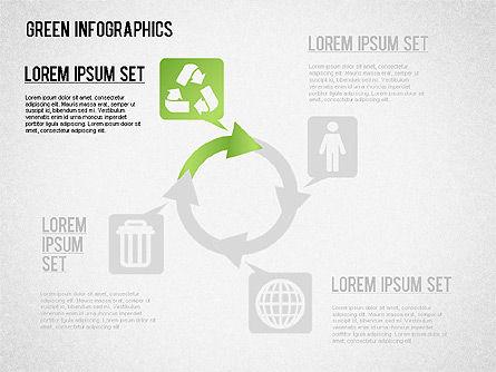 Eco Friendly Infographics, Slide 4, 01337, Business Models — PoweredTemplate.com