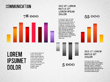 Communication Infographics, Slide 10, 01342, Business Models — PoweredTemplate.com