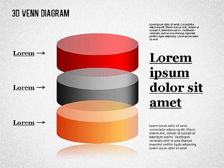 Transparent Colored Venn Diagram, Slide 3, 01345, Business Models — PoweredTemplate.com