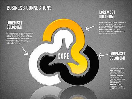 Creative Shapes, Slide 11, 01348, Shapes — PoweredTemplate.com