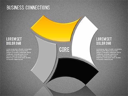 Creative Shapes, Slide 13, 01348, Shapes — PoweredTemplate.com