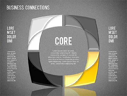 Creative Shapes, Slide 15, 01348, Shapes — PoweredTemplate.com