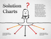 Business Models: Finding Solution Chart #01354