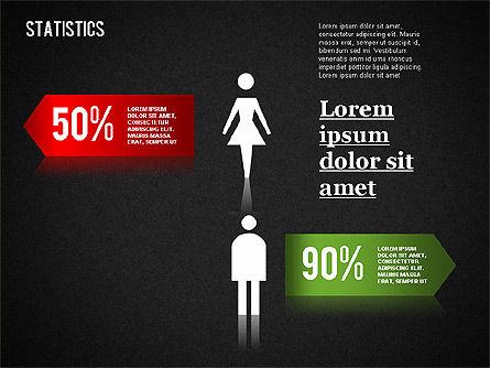 Statistical Report, Slide 13, 01357, Business Models — PoweredTemplate.com