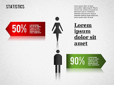 Statistical Report, Slide 5, 01357, Business Models — PoweredTemplate.com