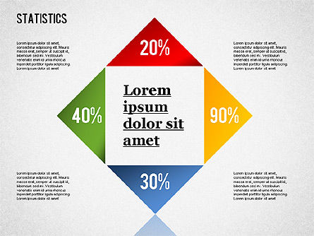 Statistical Report, Slide 8, 01357, Business Models — PoweredTemplate.com