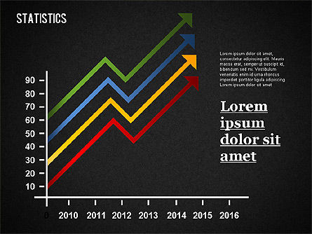 Statistical Report, Slide 9, 01357, Business Models — PoweredTemplate.com