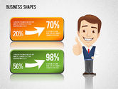 Shapes: Business Shapes Toolbox #01360