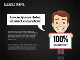 Business Shapes Toolbox#13