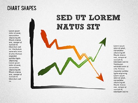 Chart Shapes Slide 4