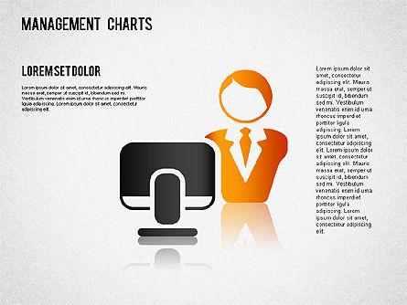 Management Diagrams and Icons, Slide 11, 01365, Business Models — PoweredTemplate.com