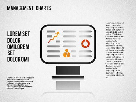 Management Diagrams and Icons, Slide 5, 01365, Business Models — PoweredTemplate.com