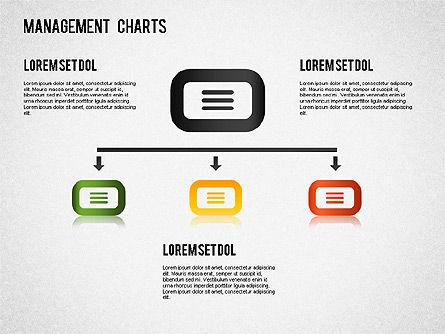 Management Diagrams and Icons, Slide 6, 01365, Business Models — PoweredTemplate.com