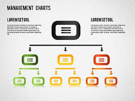 Management Diagrams and Icons, Slide 7, 01365, Business Models — PoweredTemplate.com