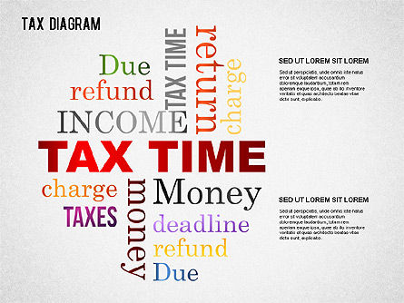 Business Models: Tax Diagram #01368
