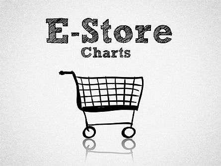 Business Models: E-Store Analyzing Chart  #01370