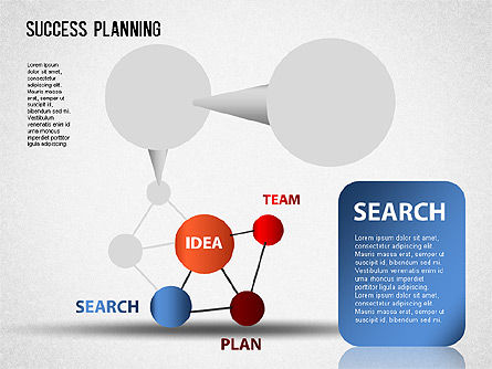 Success Planning Chart, Slide 4, 01376, Stage Diagrams — PoweredTemplate.com