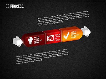 Process Diagrams: 3D-Prozess #01378