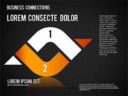 Stage Shapes Toolbox, Slide 13, 01381, Shapes — PoweredTemplate.com