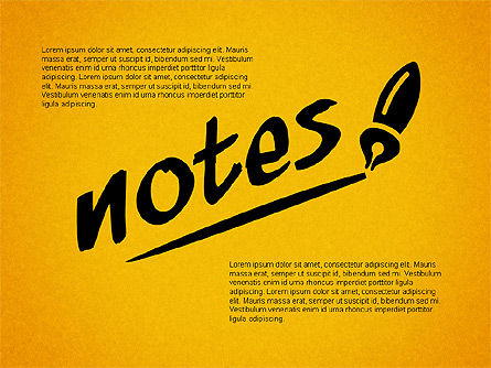 Shapes: Notes Collection #01382