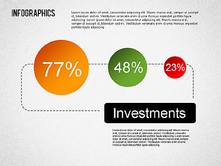 Infografik-Toolbox, Folie 3, 01383, Business Modelle — PoweredTemplate.com