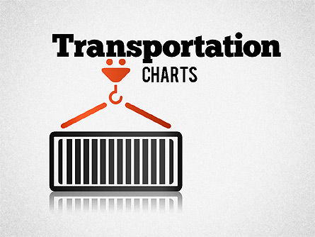 Transportation Shapes, 01386, Shapes — PoweredTemplate.com