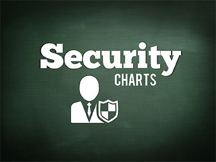 Online Security Chart, 01387, Process Diagrams — PoweredTemplate.com