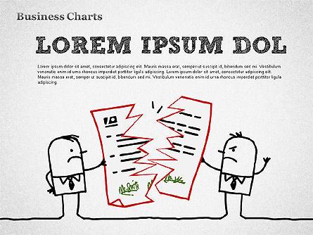 Business Illustrations, Slide 10, 01388, Business Models — PoweredTemplate.com