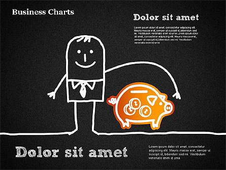 Business Illustrations, Slide 12, 01388, Business Models — PoweredTemplate.com