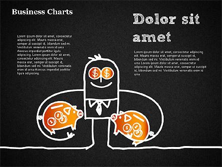 Business Illustrations, Slide 13, 01388, Business Models — PoweredTemplate.com