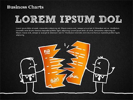Business Illustrations, Slide 14, 01388, Business Models — PoweredTemplate.com
