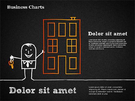 Business Illustrations, Slide 15, 01388, Business Models — PoweredTemplate.com