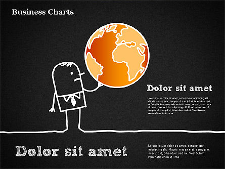 Business Illustrations, Slide 16, 01388, Business Models — PoweredTemplate.com