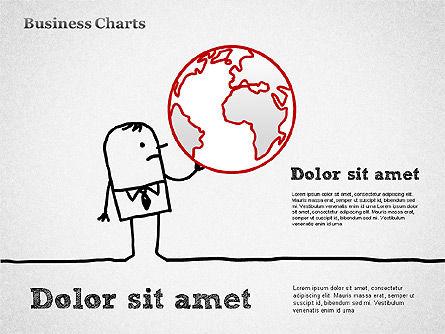 Business Illustrations, Slide 3, 01388, Business Models — PoweredTemplate.com