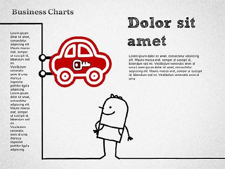 Business Illustrations, Slide 4, 01388, Business Models — PoweredTemplate.com