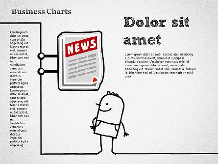 Business Illustrations, Slide 9, 01388, Business Models — PoweredTemplate.com